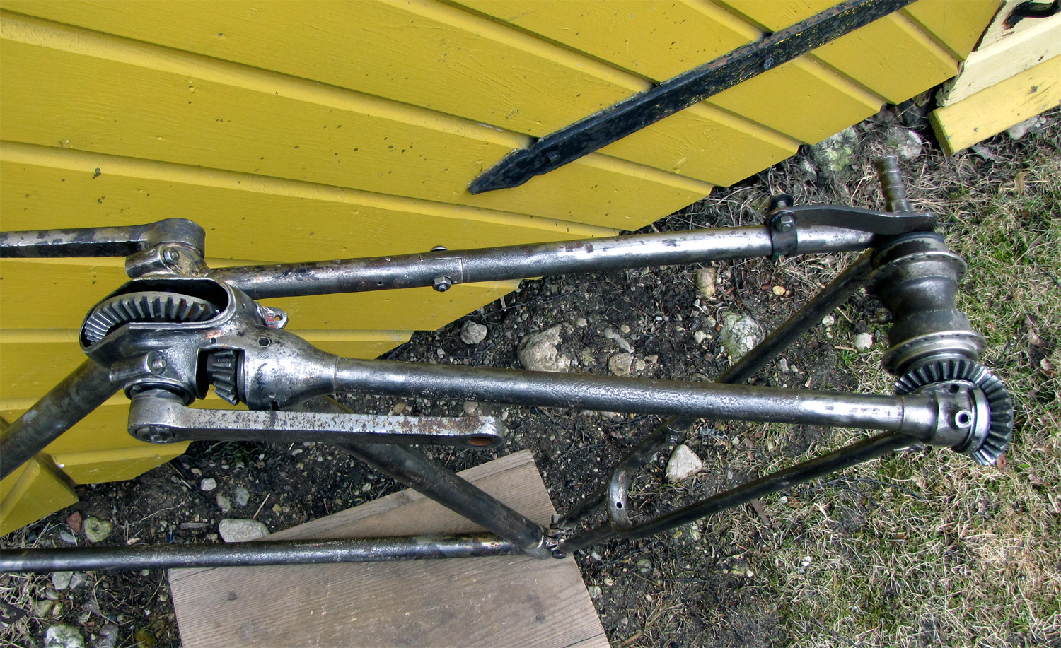 shaft driven bicycle Find great deals on ebay for shaft drive bikes and vintage bike frame shop with confidence.