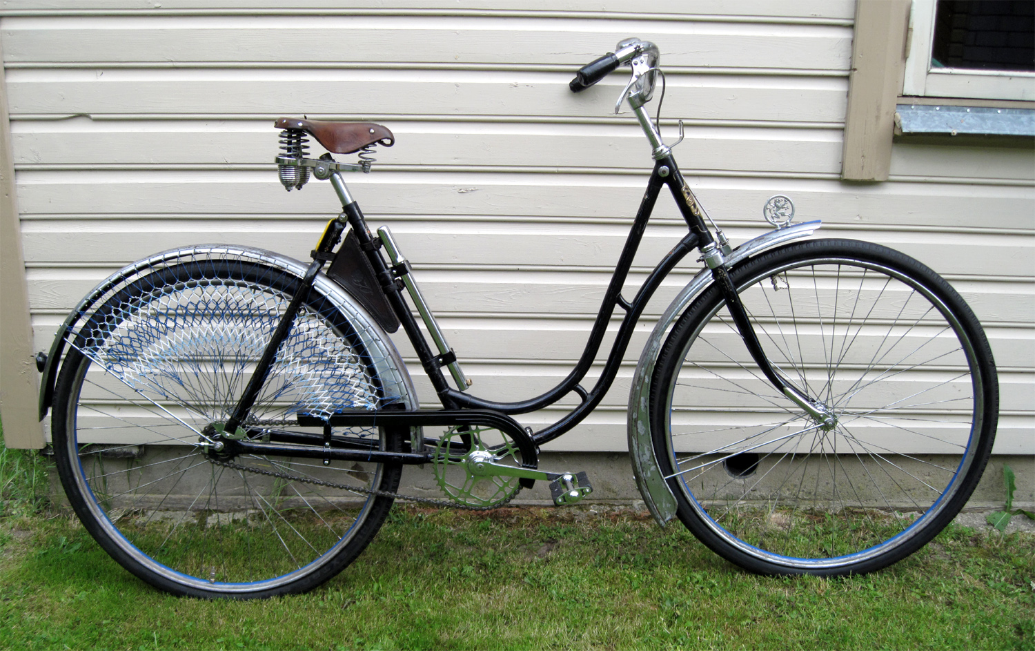 ladies bicycle sirius triumph 1940 eesti jalgrattamuuseum. Black Bedroom Furniture Sets. Home Design Ideas